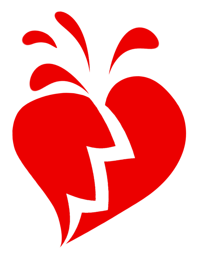 Heart break clipart picture transparent 20 Ways to Recover from Holiday Heartbreak | Psychology Today picture transparent
