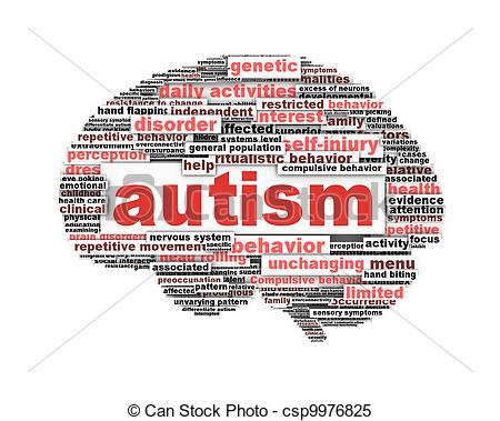 Autism images clip art banner black and white download Autism Stock Illustration Images. 578 Autism illustrations ... banner black and white download