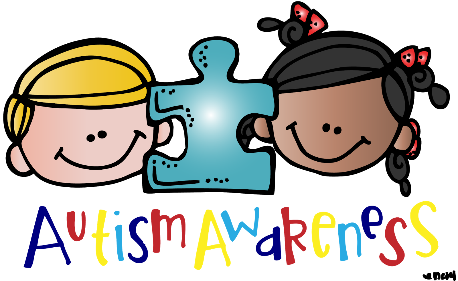 Autism images clip art vector free library Rachael Slough: Doesn't Awareness Lead to Acceptance? vector free library