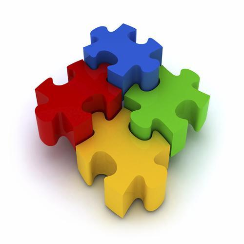 Autism logo clip art. Puzzle clipart best piece