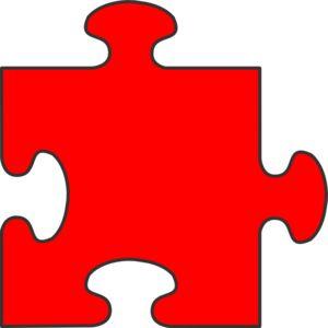 Autism puzzle piece clip art clip art black and white library Pics For > Puzzle Piece Border Clip Art | Symbols | Pinterest ... clip art black and white library