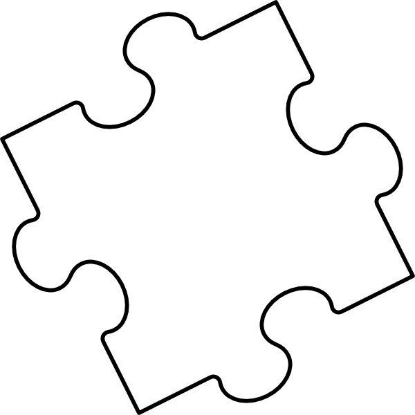 Autism puzzle piece clip art png royalty free library 17 Best ideas about Puzzle Piece Template on Pinterest | Class ... png royalty free library
