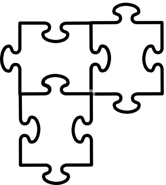 Autism puzzle piece clip art image library library puzzle piece beads, wholesale, autism | Puzzle Piece Pattern ... image library library