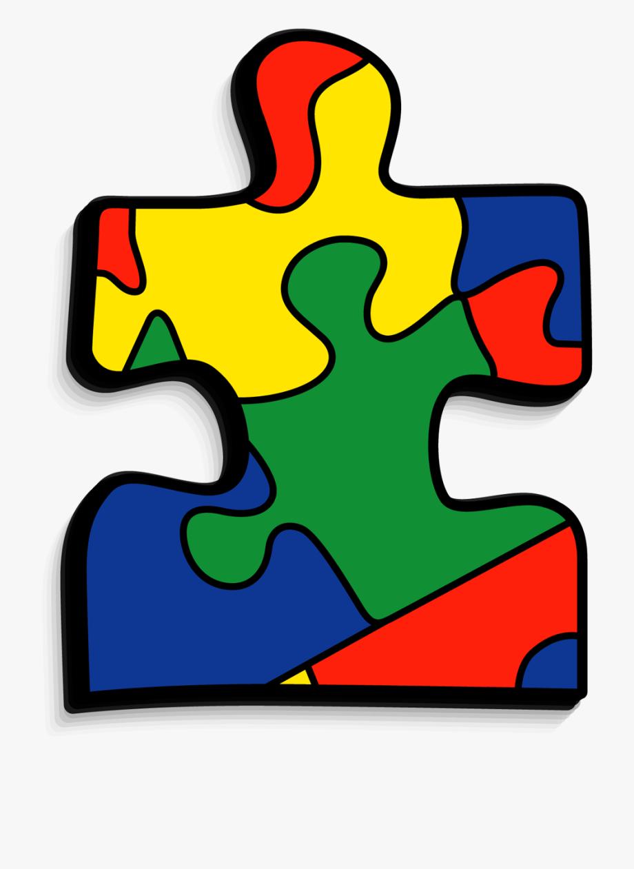 Autism puzzle piece clipart clipart stock Puzzle Transparent Clear - Autism Puzzle Piece Transparent #38894 ... clipart stock