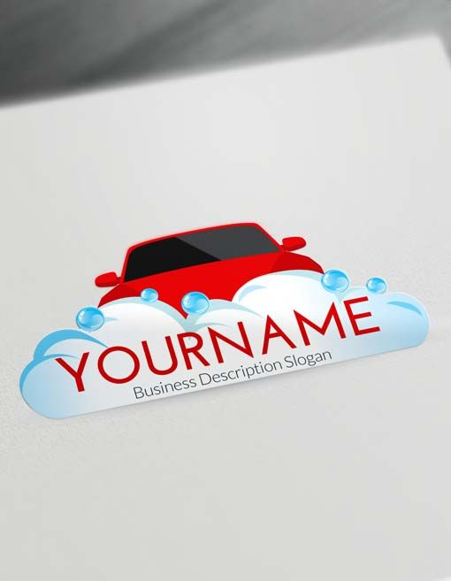 Auto clipart maker free download Free Logo Creator - Online Car wash Logo Maker   BEST DEALS   Free ... free download