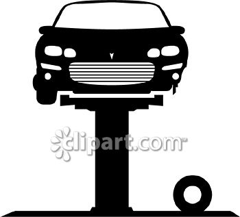 Auto on lift clipart picture transparent library Clipart.com School Edition Demo picture transparent library