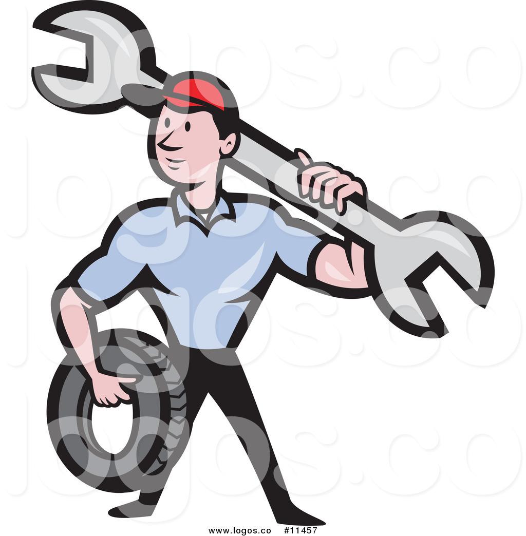 Auto repair logo clipart freeuse download Auto Mechanic Logo Clipart - Free Clipart freeuse download