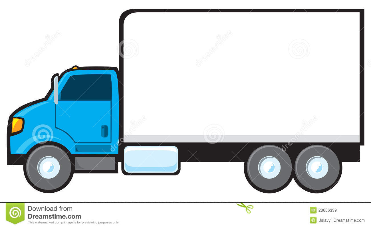 Truck clipart clip Collection of Delivery truck clipart | Free download best Delivery ... clip
