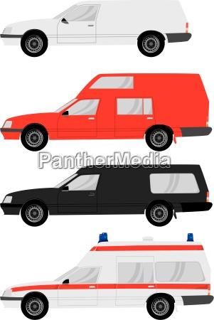 Auto von der seite clipart clipart black and white download verschiedene Fahrzeuge von der Seite - Lizenzfreies Foto ... clipart black and white download