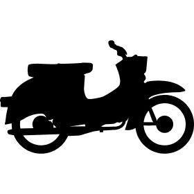 Auto von der seite clipart clip art transparent download 17 best ideas about Schwalbe Moped on Pinterest   Motorroller ... clip art transparent download
