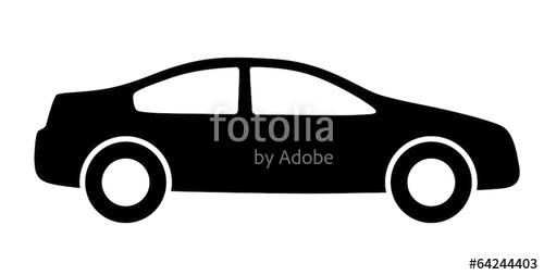 Auto von der seite clipart clip art black and white stock Bilder und Videos suchen:
