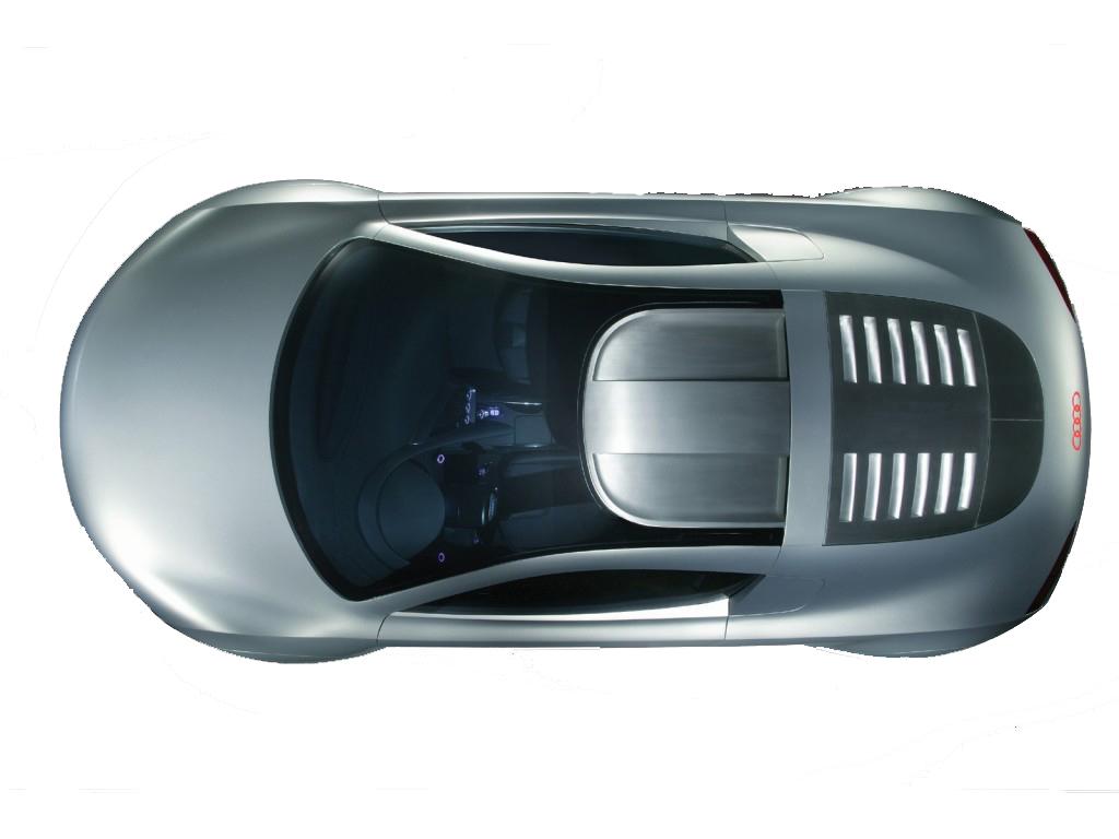 Audi others free images. Auto von oben clipart
