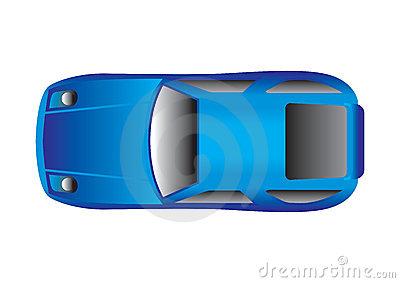 Auto von oben clipart. Clipartfest schwarzen autos stockbild