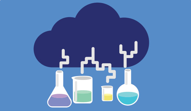 Control in science example clipart vector stock Bringing the Internet of Things into the Lab   The Scientist Magazine® vector stock