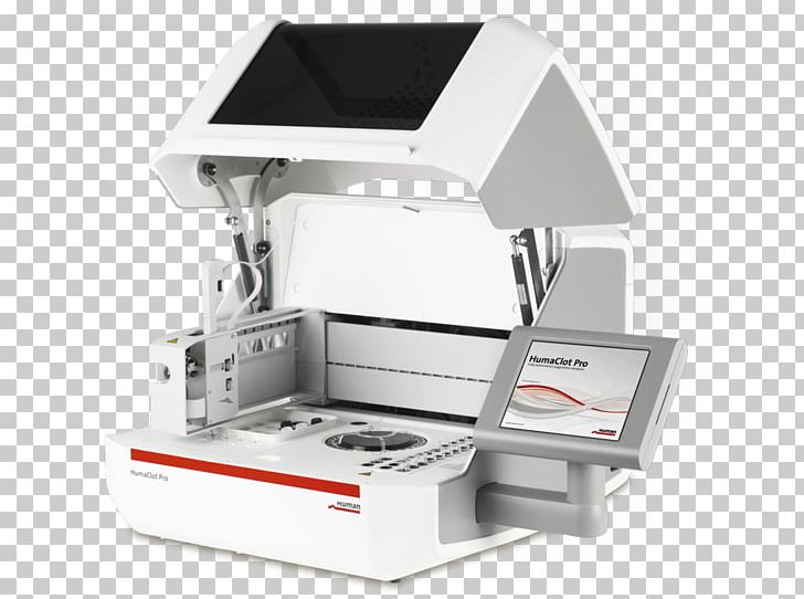 Automated clinical laboratory clipart