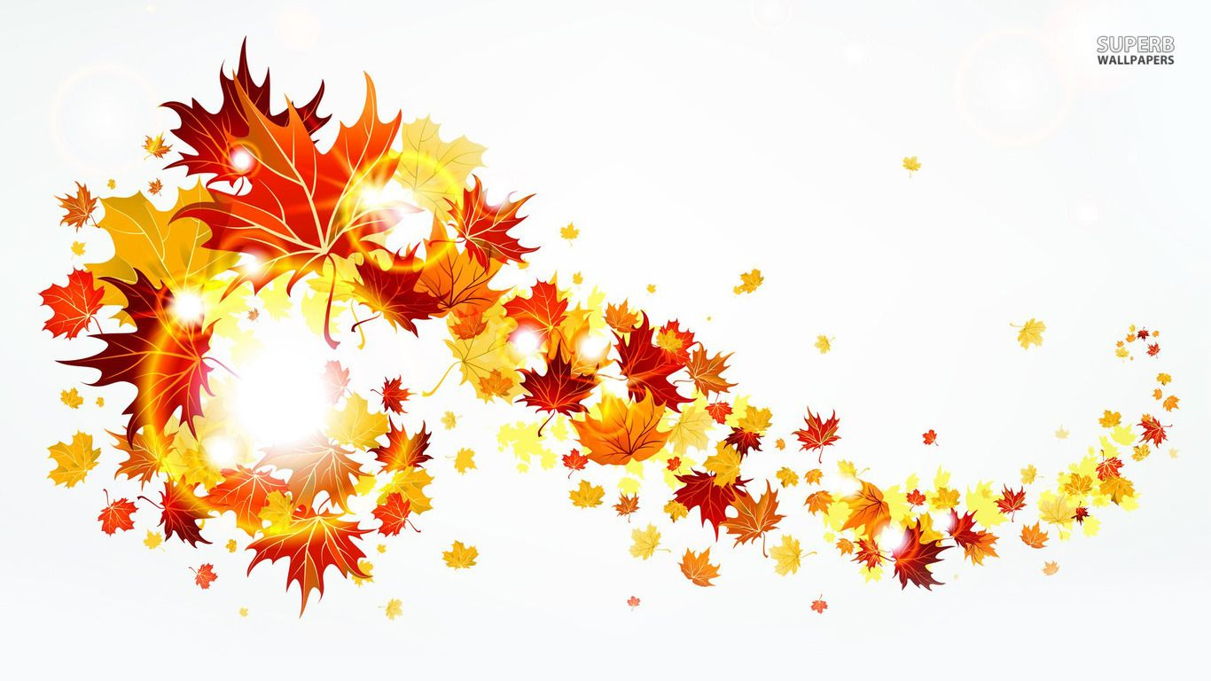 Leaves clip art autumn. Free fall clipart images