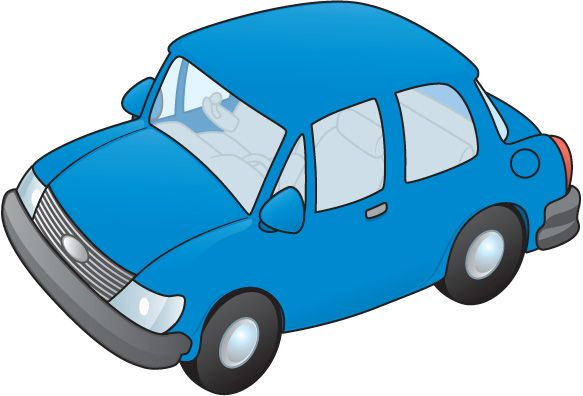 Automobile clipart images vector black and white library Automobile Clipart & Free Clip Art Images #18476 - Clipartimage.com vector black and white library