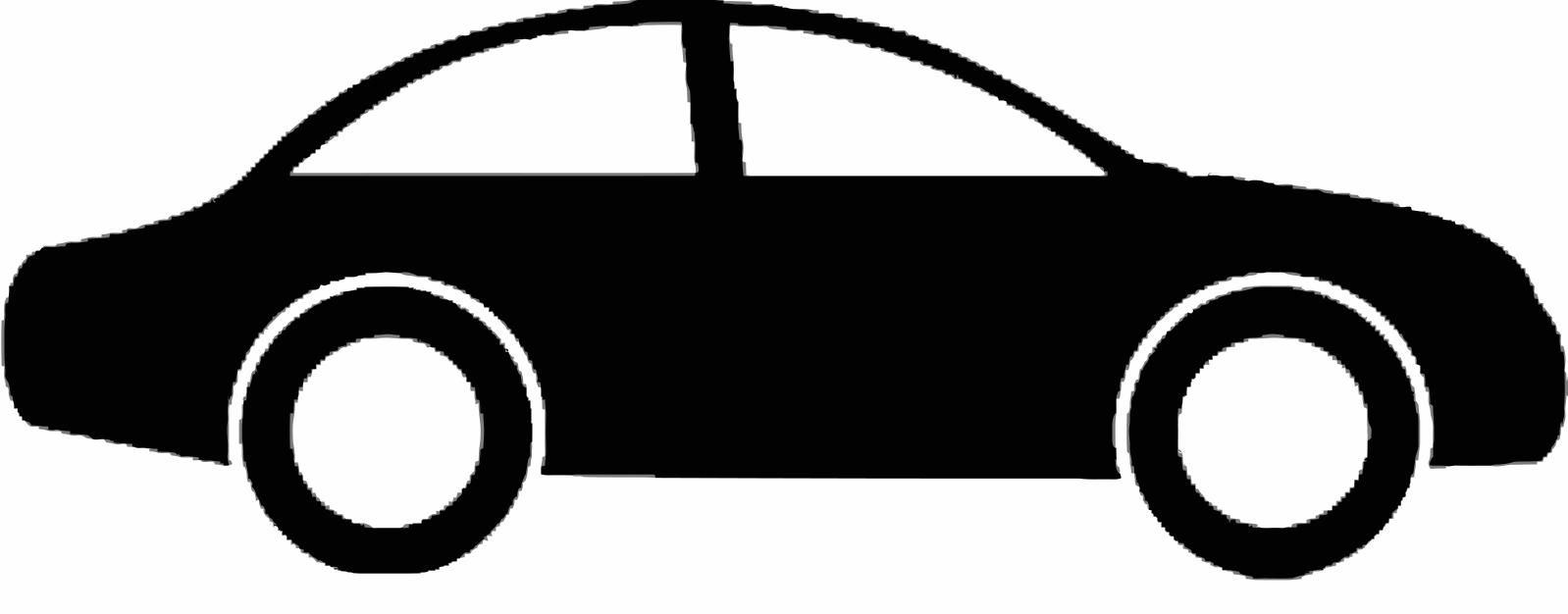 Free car silhouette clipart banner library How to Echolocate: For the Blind, VI and Sighted: Edge Finding, Edge ... banner library