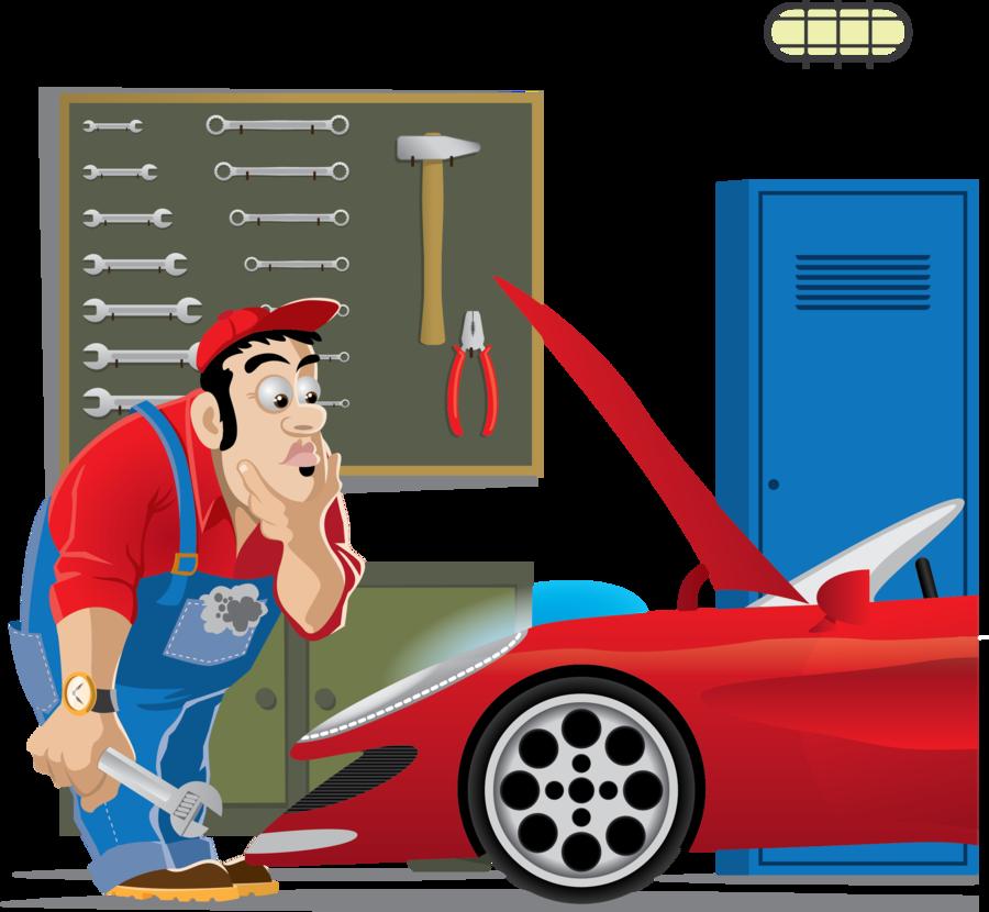 Automotive car repair clipart clipart library Cartoon Car clipart - Car, Mechanic, Cartoon, transparent clip art clipart library
