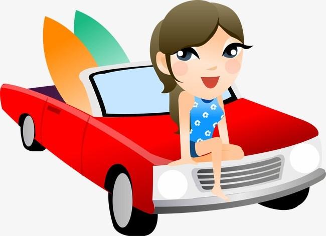 Automotive girl clipart graphic transparent Girl in car clipart 3 » Clipart Portal graphic transparent