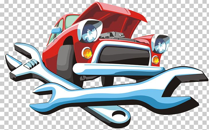 Car automobile repair shop. Free clipart auto mechanic