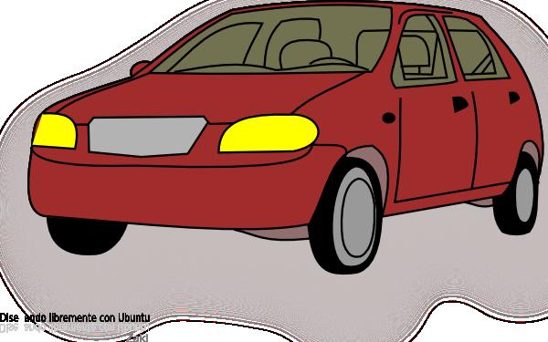 Automovil clipart png transparent Car Clip Art at Clker.com - vector clip art online, royalty free ... png transparent