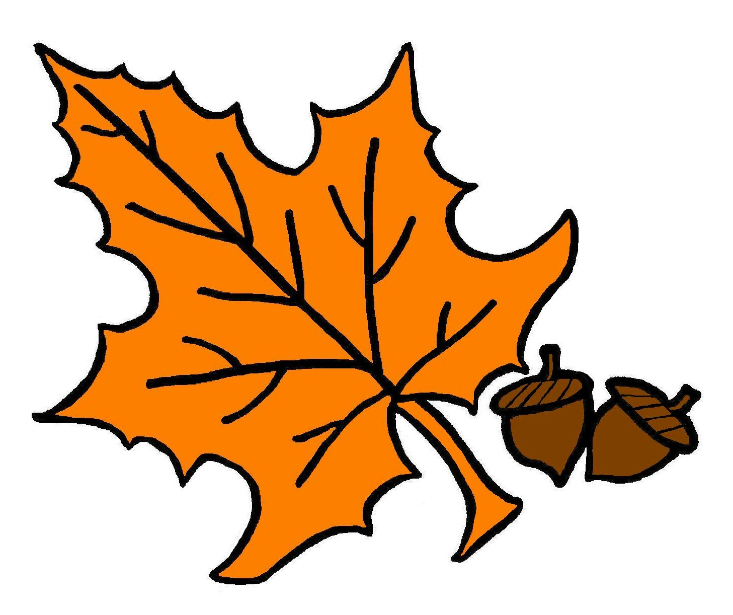Autum clipart vector freeuse stock Fall leaves tree with autumn leaves illustrationlor clip art 2 ... vector freeuse stock