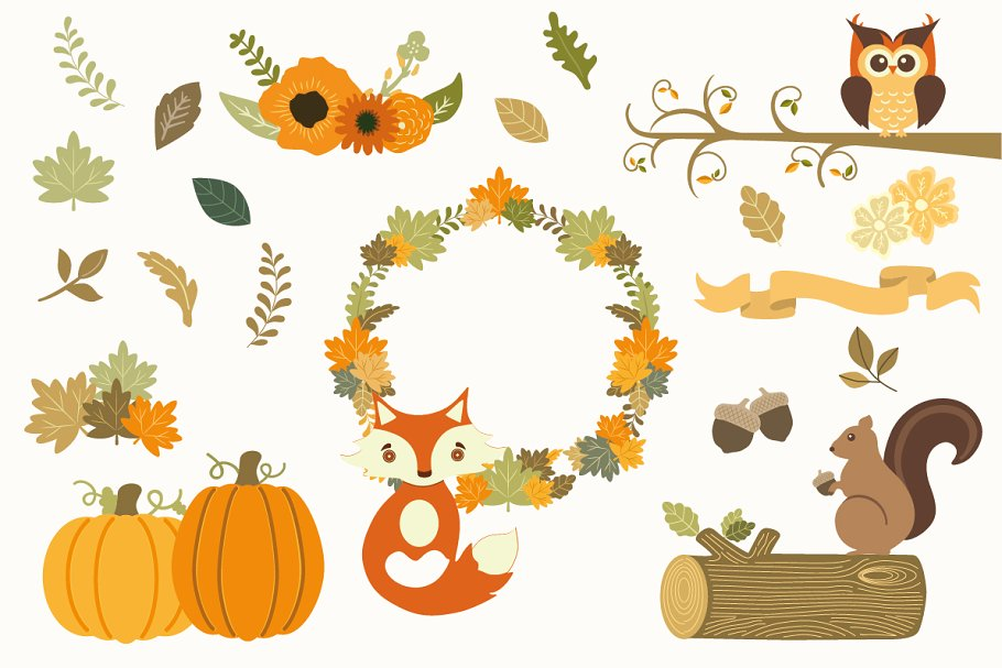 Fall and autumn clipart picture freeuse download Autumn Fall Clipart picture freeuse download