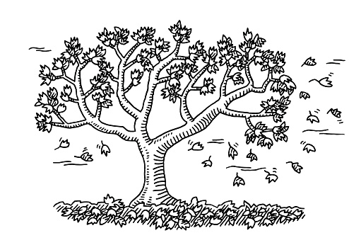 Autumn clipart black and white free clipart download Fall black and white fall tree clipart black and white clipartfest 2 ... clipart download