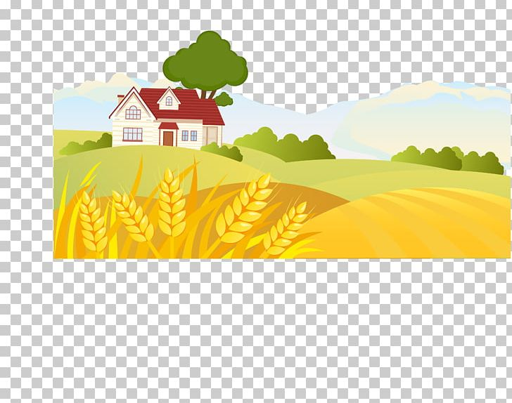 Autumn field clipart clip art library library Landscape Rural Area Drawing Euclidean PNG, Clipart, Autumn ... clip art library library
