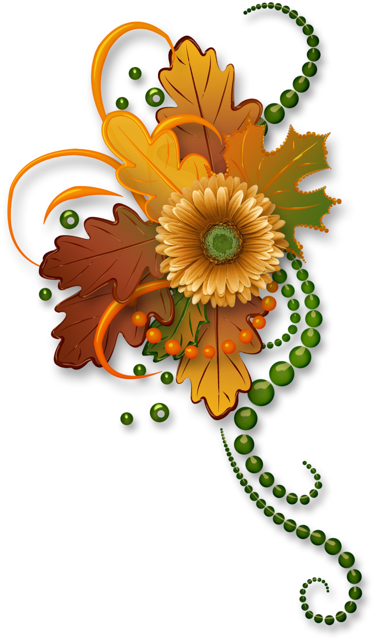 Cute pumpkin clipart patch flowers library PrelestnayaP_AutumnCluster4.png | Pinterest | Clip art, Quilling and ... library