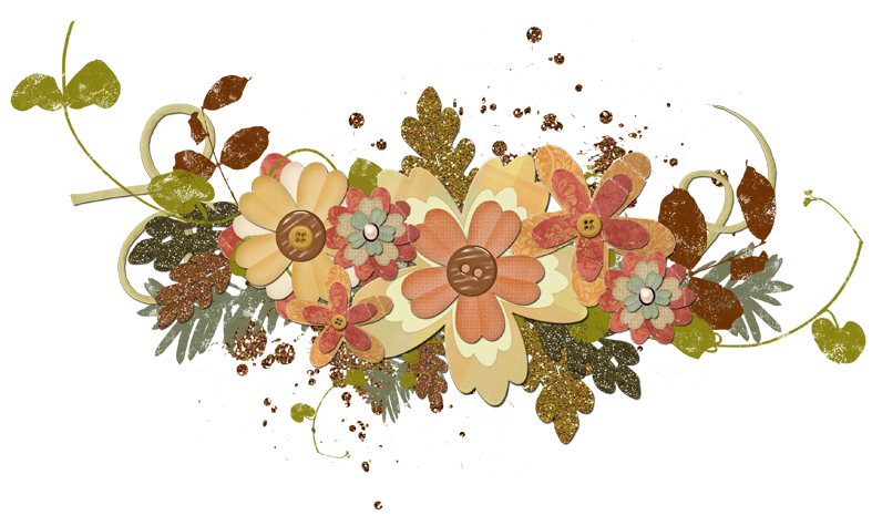 Fall flower clipart image transparent stock PNG Fall Flowers Transparent Fall Flowers.PNG Images. | PlusPNG image transparent stock
