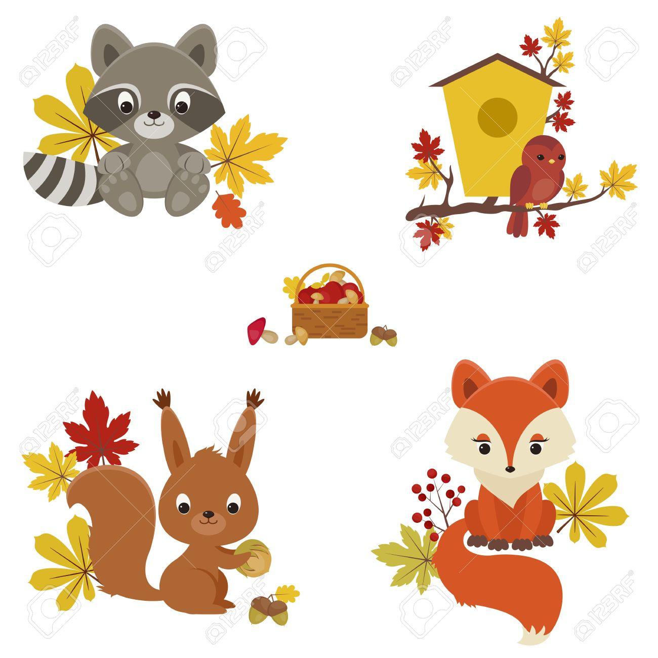 Autumn fox clipart vector Fox clipart autumn - 74 transparent clip arts, images and pictures ... vector