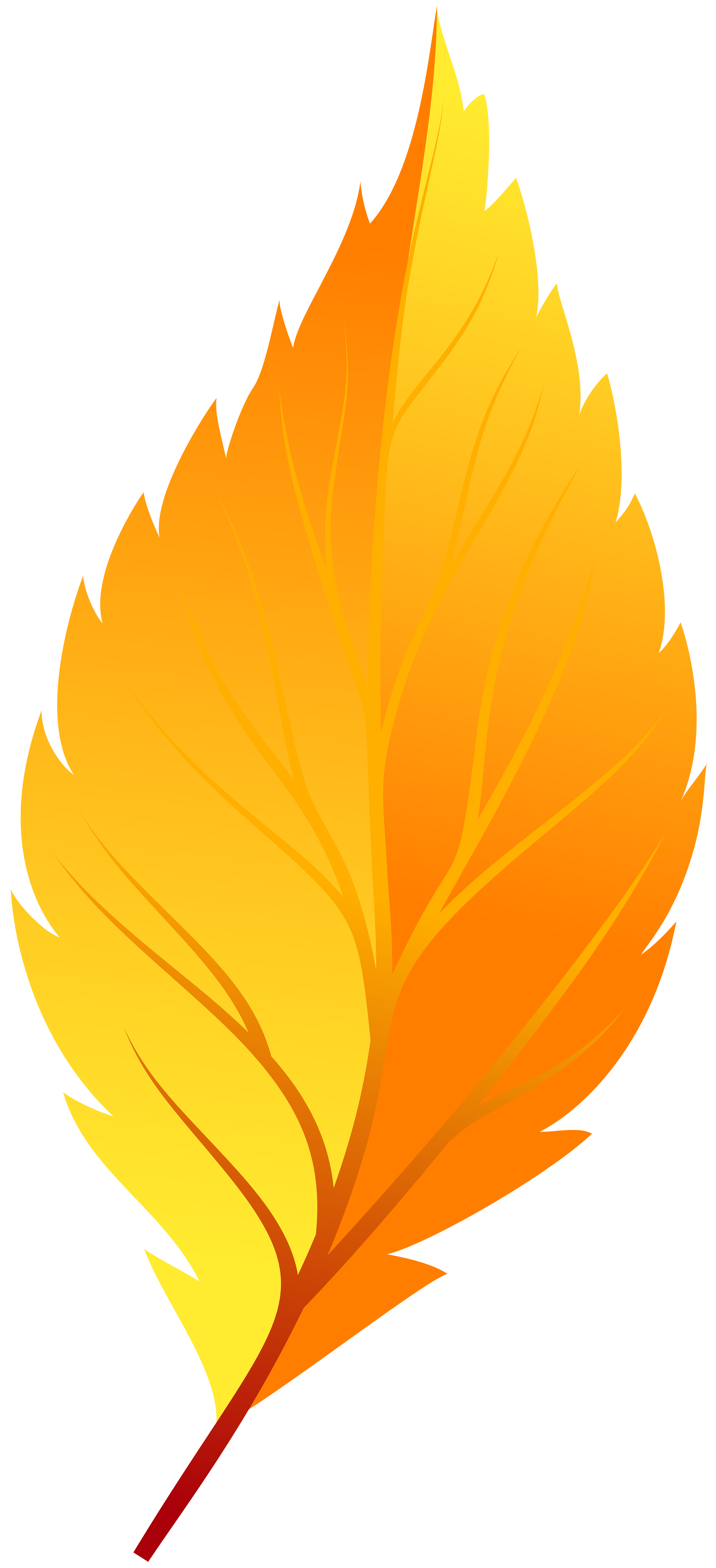 Autumn heart clipart clipart royalty free Yellow Autumn Leaf PNG Clip Art - Best WEB Clipart clipart royalty free