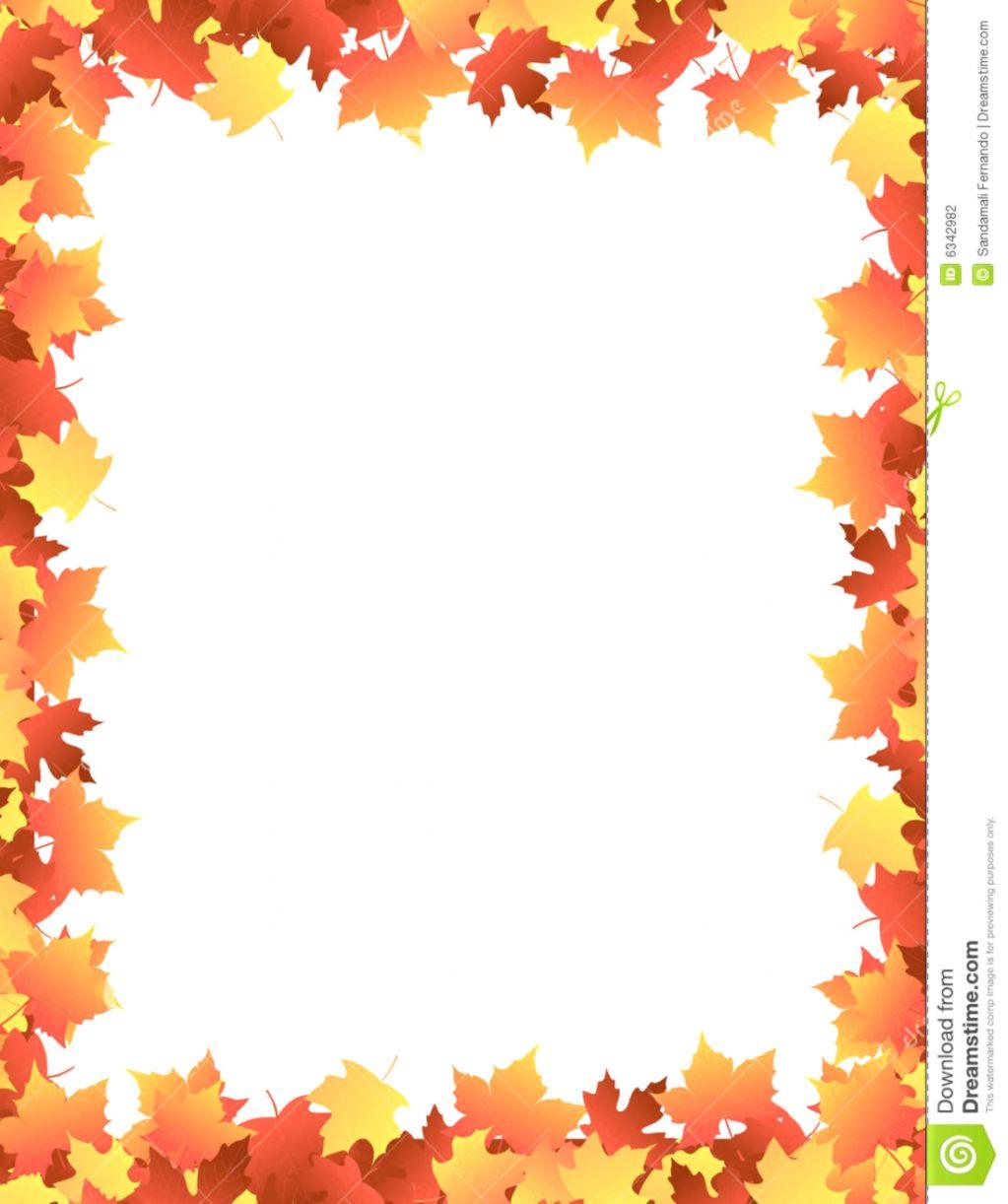 Autumn leaves borders clipart clip art Autumn Leaves Border Clipart | Wallpapers Turret clip art