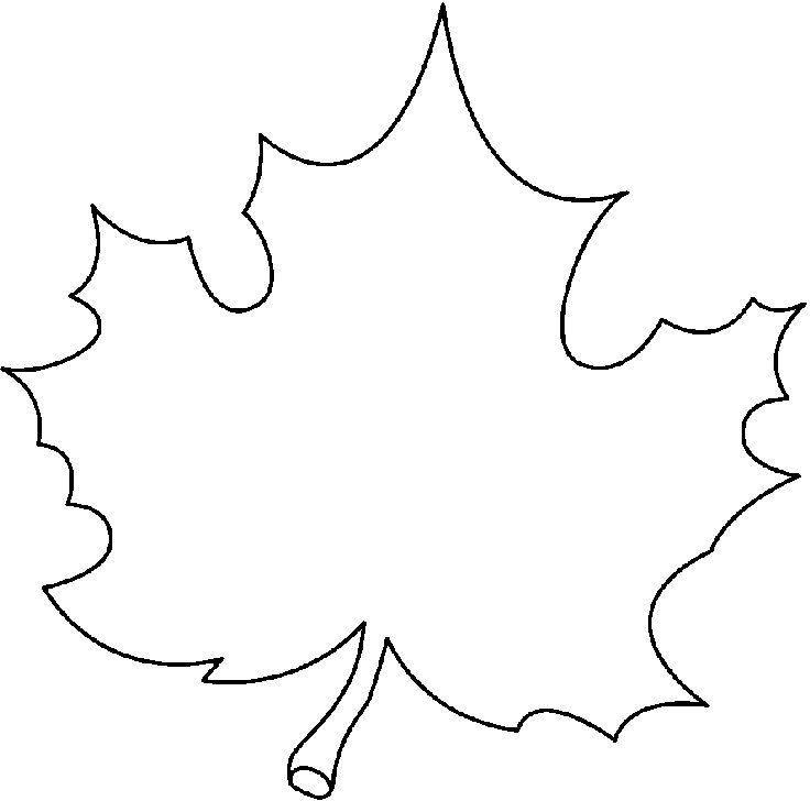 Autumn leaves clipart black and white png black and white stock Autumn leaves clipart black and white 4 » Clipart Portal png black and white stock