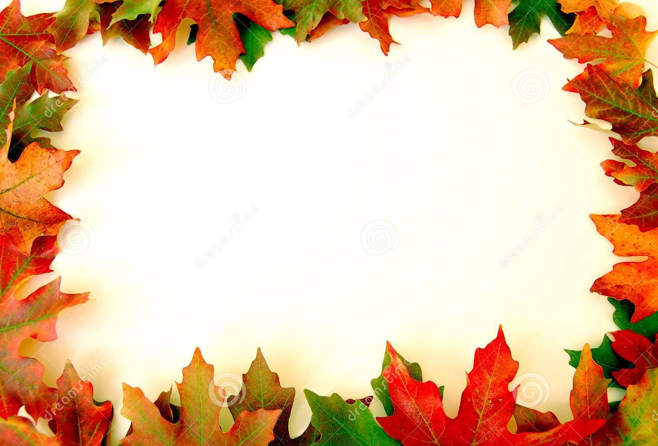 Autumn leaves clipart border image black and white download Autumn leaves clipart border 1 » Clipart Portal image black and white download