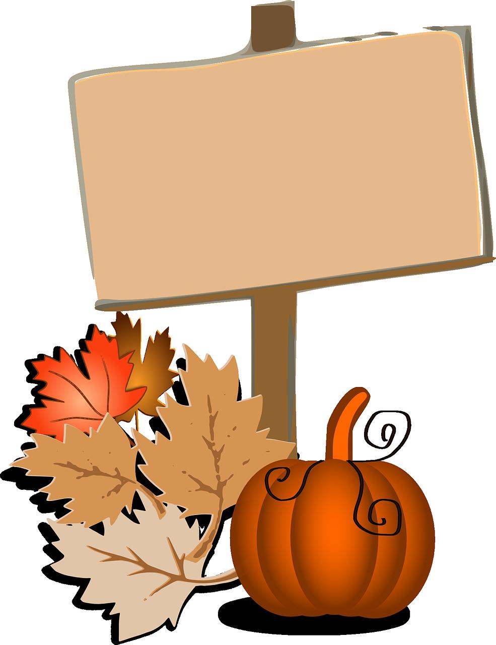 Autumn pumpkin clipart picture transparent download Foliage Pumpkin Leaves Autumn PNG Image - Picpng picture transparent download