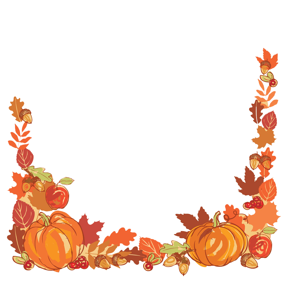 Pumpkin leaf clipart jpg transparent Thanksgiving Autumn leaf color Clip art - Painted pumpkin 1000*1000 ... jpg transparent