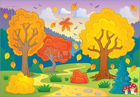 Autumn season clipart clip freeuse Autumn seasons clipart » Clipart Portal clip freeuse