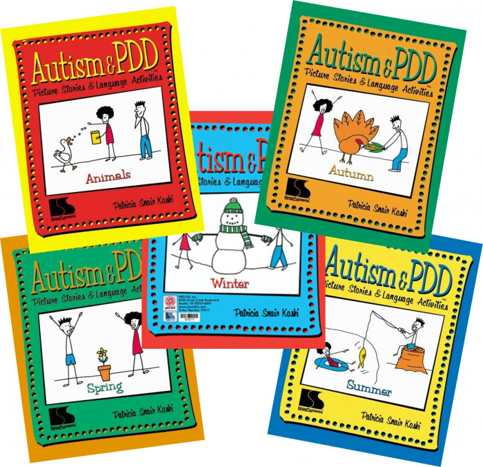 Autumn story sequence clipart clipart Autism & PDD Picture Stories & Language Activities clipart