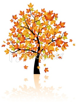 best images about. Autumn tree with hearts clipart