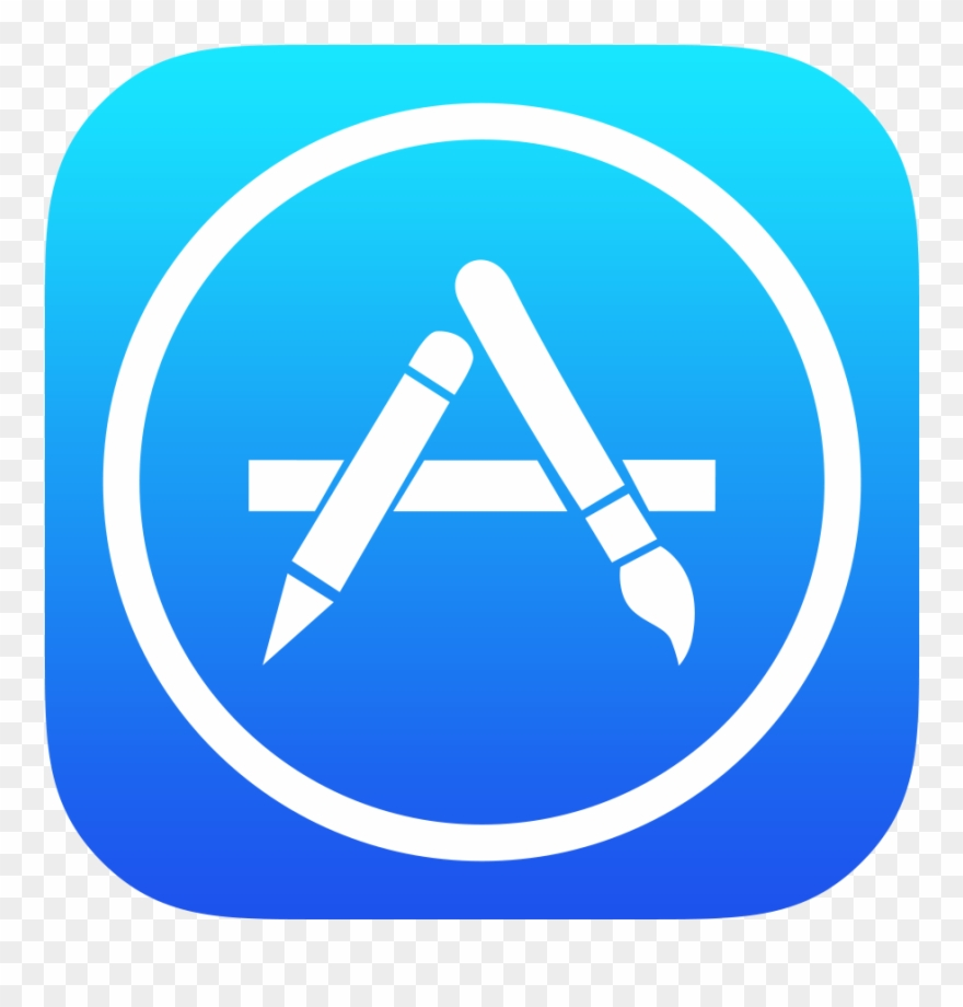 Available app store icon clipart clipart royalty free stock Appstore Icon Png Image - App Store Ios Icon Png Clipart (#4185530 ... clipart royalty free stock