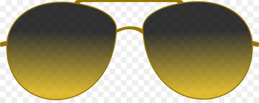 Yellow sunglasses clipart png freeuse download Sunglasses Clipart png download - 13498*5251 - Free Transparent ... png freeuse download