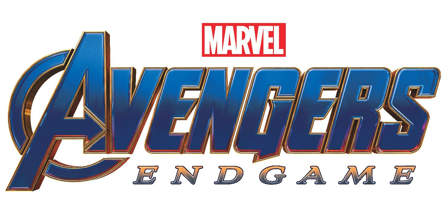 Avengers end game black and white clipart png vector stock Avengers Logo Blue - Avengers Endgame |Official Marvel T-Shirts ... vector stock