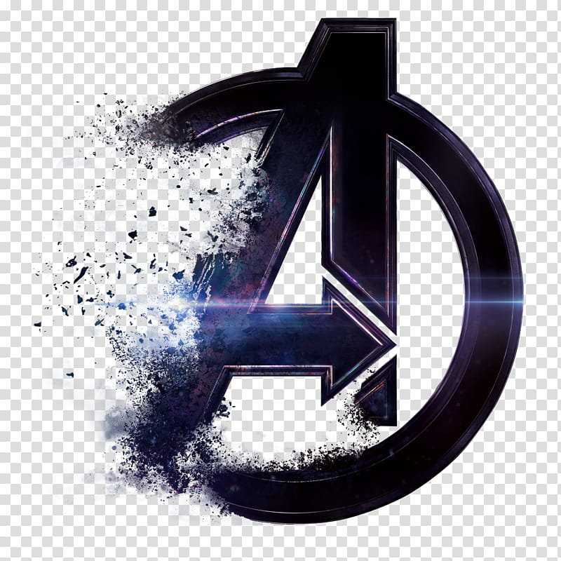 Avengers end game black and white clipart png svg library download Avengers: Endgame () Avengers Snap logo ., Avengers logo transparent ... svg library download