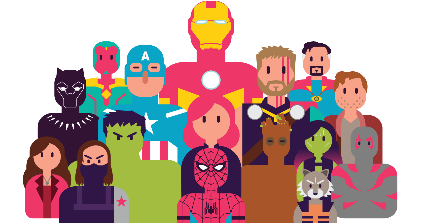 Avengers end game black and white clipart png clipart black and white stock What you need to know before watching \'Avengers: Endgame ... clipart black and white stock