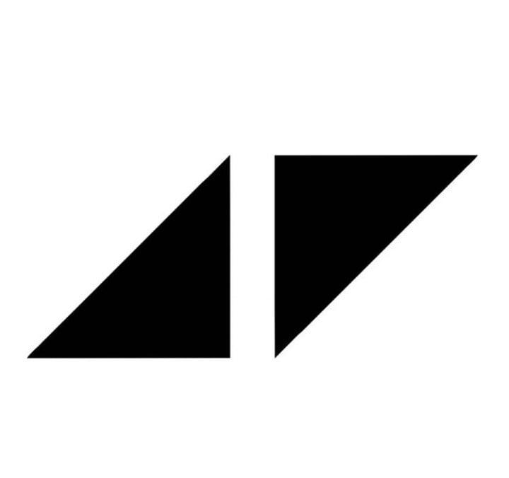 Avicii logo clipart graphic royalty free stock Avicii .. , on We Heart It graphic royalty free stock