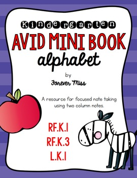 Avid kindergarten clipart children jpg library stock Avid Kindergarten Worksheets & Teaching Resources   TpT jpg library stock
