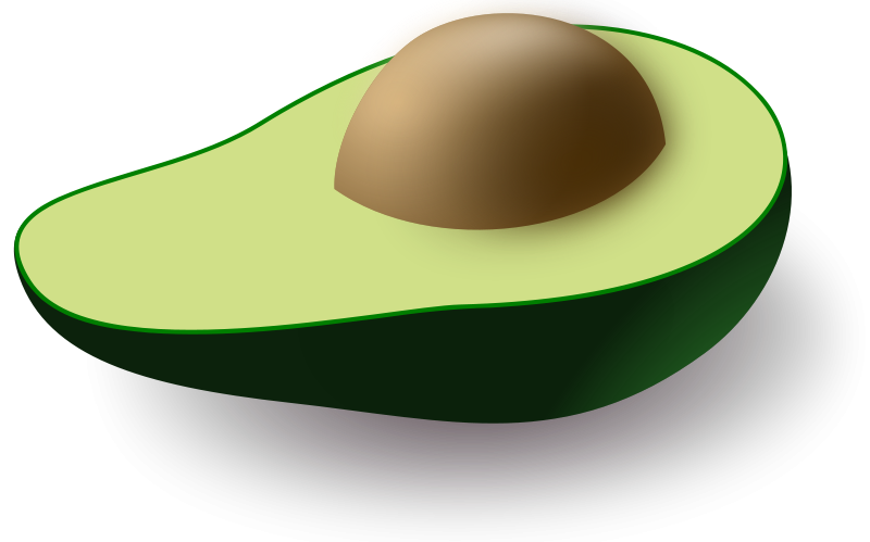 Avocado tree clipart image free avocado Clipart   Recipes Vegetables Fruit Cherries Lemons Pears ... image free